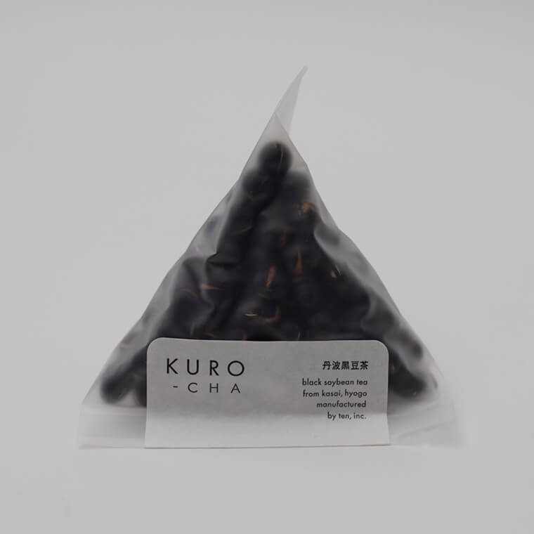 kuro-cha 丹波黒豆茶