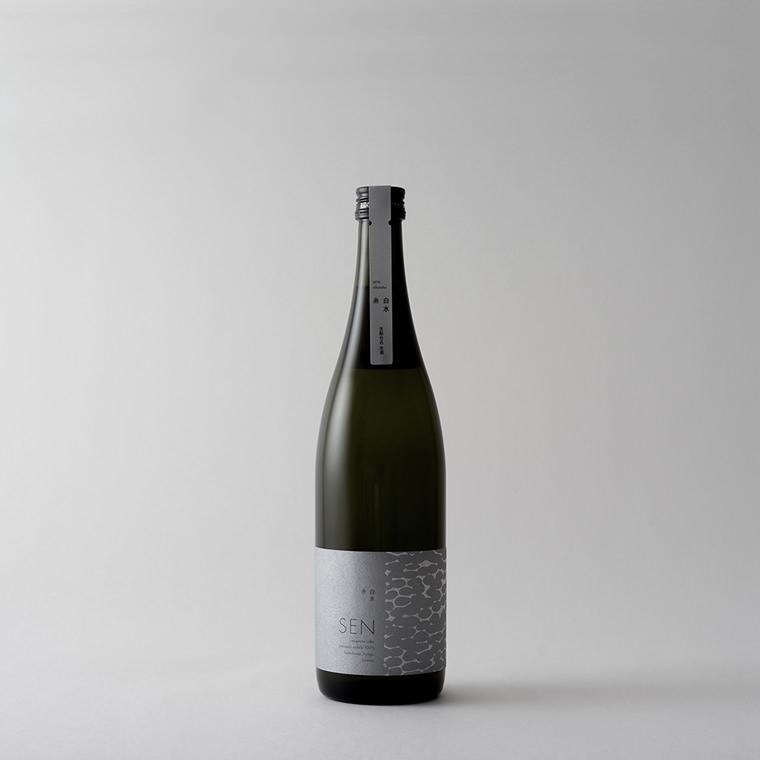 純米 SEN〈うすにごり生酒〉720ml